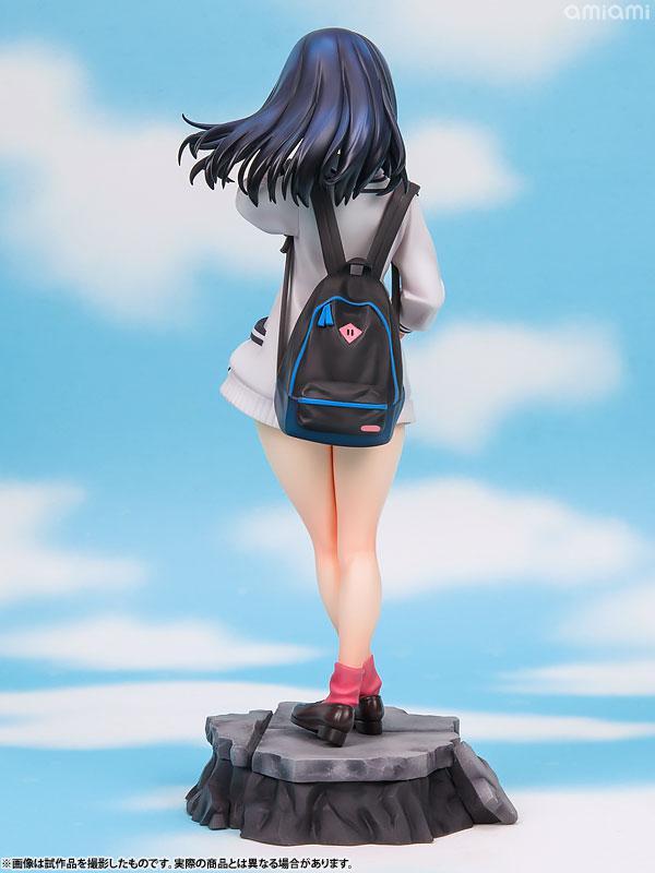 SSSS.GRIDMAN Rikka Takarada 1/7 Complete Figure