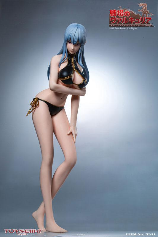 Valkyria Chronicles Selvaria Bles 1/6 Seamless Action Figure 11