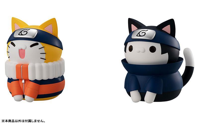 NARUTO Nyan tomo Ookina Nyaruto Series Sasuke Uchiha