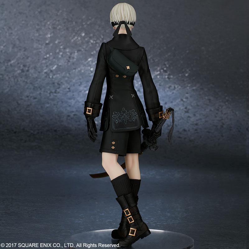 NieR:Automata 9S (YoRHa No.9 Type S) Regular Edition Complete Figure product