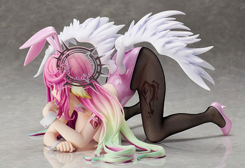 B-STYLE No Game No Life Jibril Bunny Ver. 1/4 Complete Figure