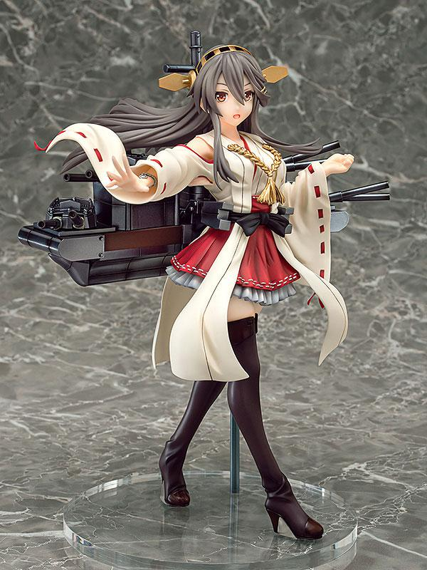 Kantai Collection -Kan Colle- Haruna 1/7 Complete Figure main
