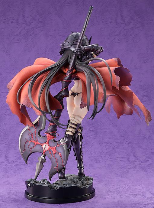 Bikini Warriors Black Knight 1/7 Complete Figure