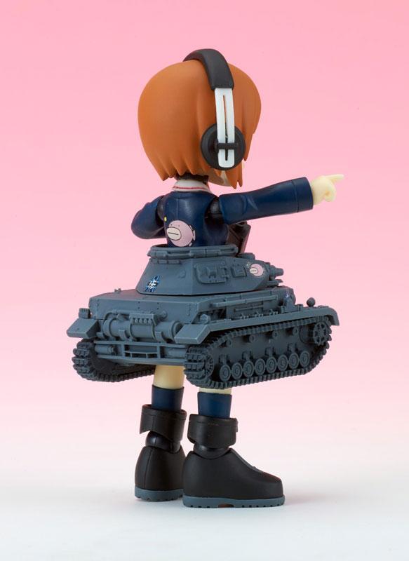 Mameshiki Girls und Panzer the Movie Miho Nishizumi Action Figure