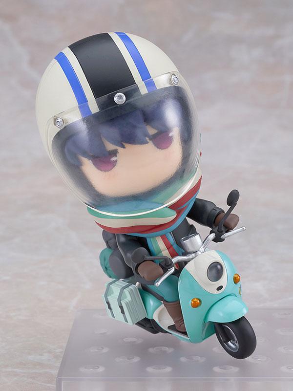 Nendoroid Yuru Camp Rin Shima Touring Ver.