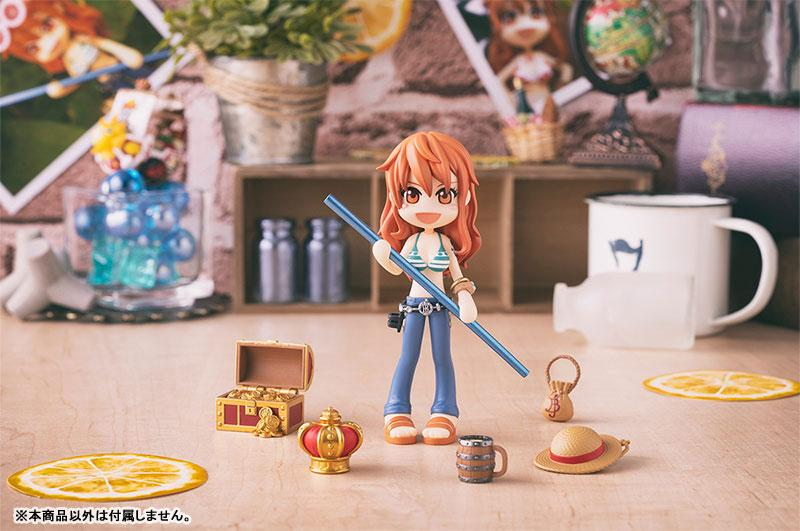 P.O.P x Pinky:st ONE PIECE St. Nami Complete Figure