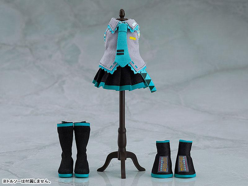 Nendoroid Doll Character Vocal Series 01 Hatsune Miku Outfit Set 0
