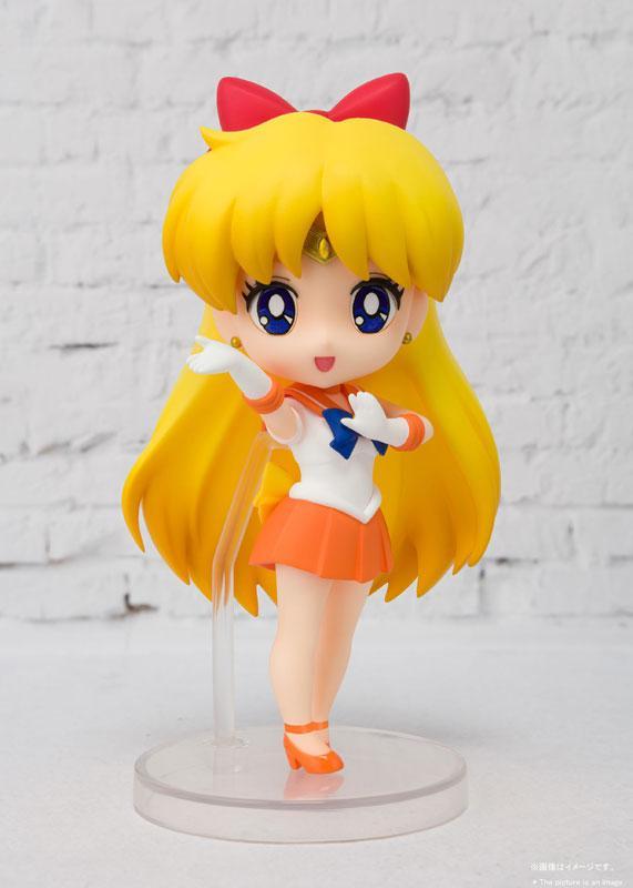 "Figuarts mini Sailor Venus ""Sailor Moon"" product"