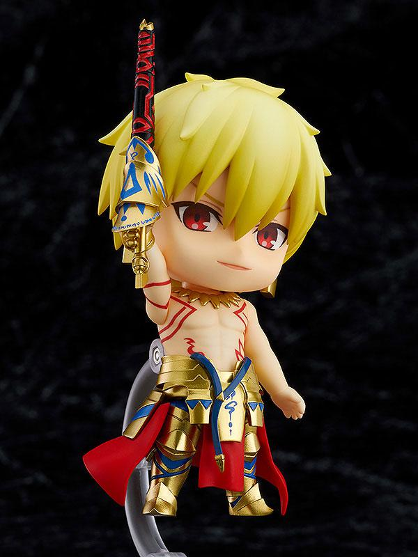 Nendoroid Fate/Grand Order Archer/Gilgamesh Third Ascension ver. 1