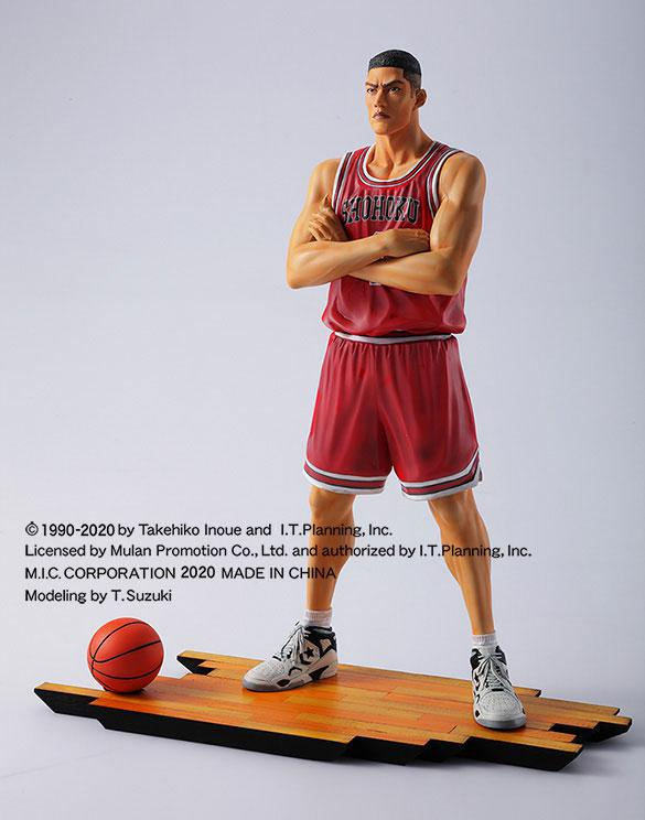 The Spirit Collection of Inoue Takehiko Slam Dunk Takenori Akagi Complete Figure product