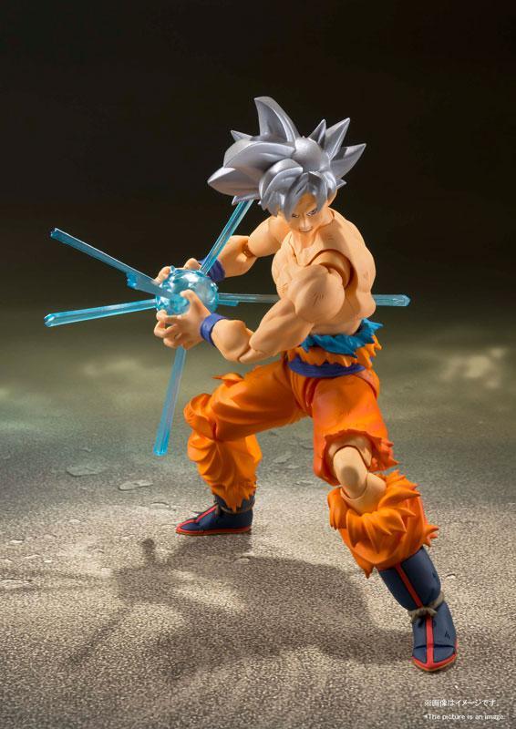 "S.H.Figuarts Son Goku Ultra Instinct ""Dragon Ball Super"""
