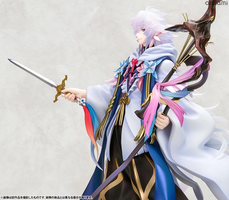 Fate/Grand Order Caster/Merlin 1/8 Complete Figure 23