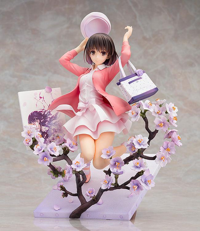 Saekano: How to Raise a Boring Girlfriend Fine Megumi Kato First Meeting Outfit Ver. 1/7 Complete Figure main