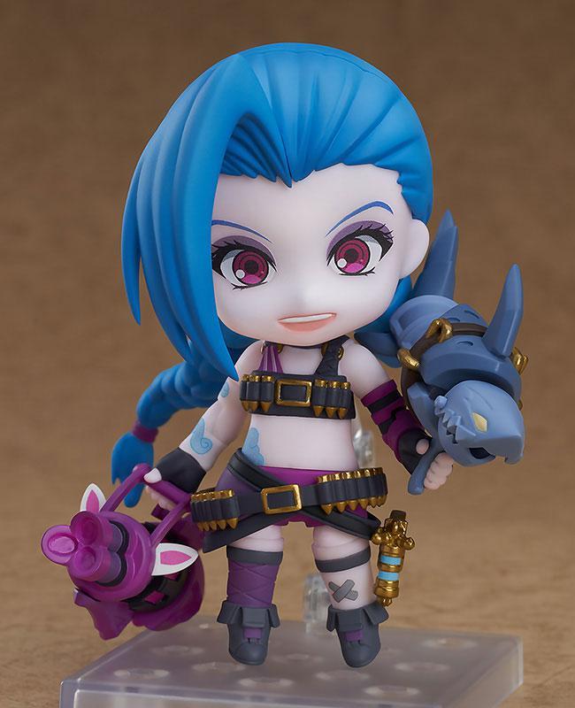 Nendoroid League of Legends Jinx