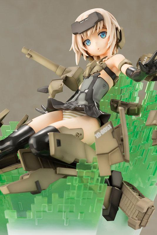 Frame Arms Girl Gourai -SESSION GO!!-:RE Complete Figure
