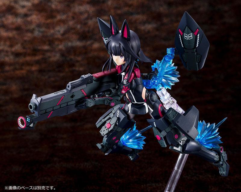 [Bonus] Megami Device x Alice Gear Aegis Kaede Agatsuma [Kaiden] Plastic Model 5