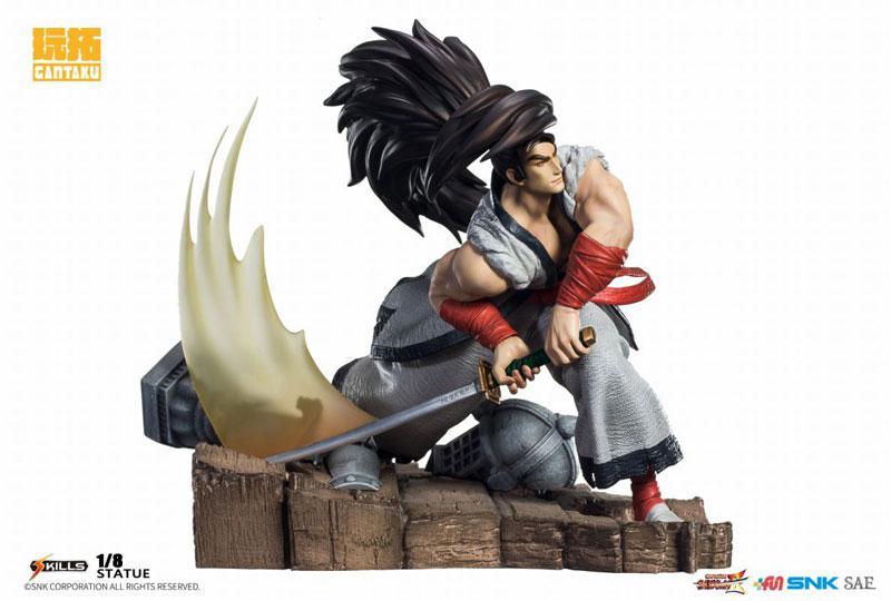 Samurai Shodown 2/ Haohmaru 1/8 Statue product