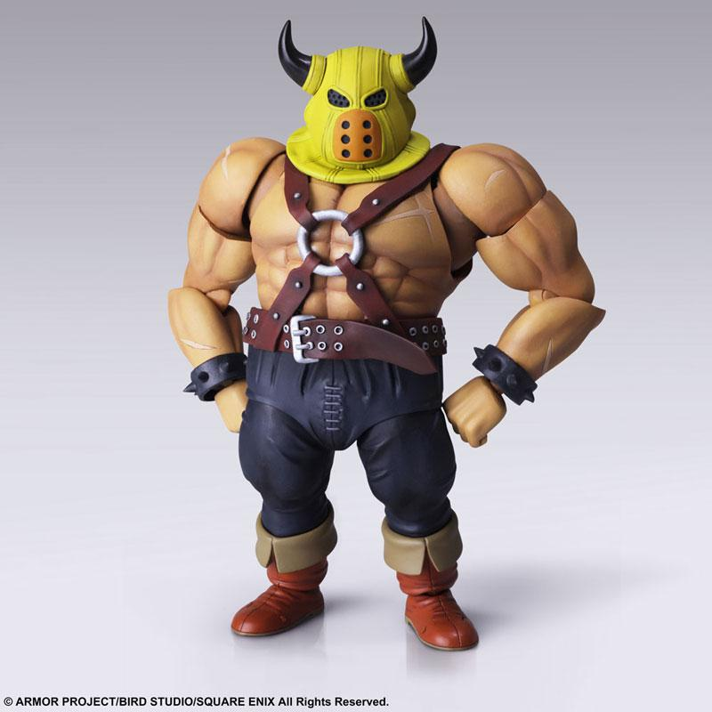 Dragon Quest BRING ARTS Thug (Weapon Store Ver.) Action Figure 2