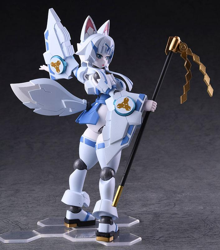 Polynian Lily Complete Model Action Figure