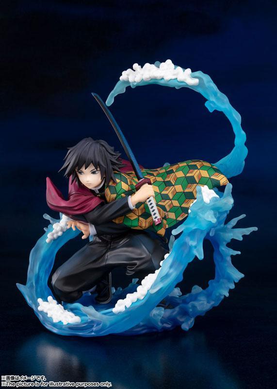 """Figuarts ZERO Giyu Tomioka -Water Breath- """"Demon Slayer: Kimetsu no Yaiba"""""""