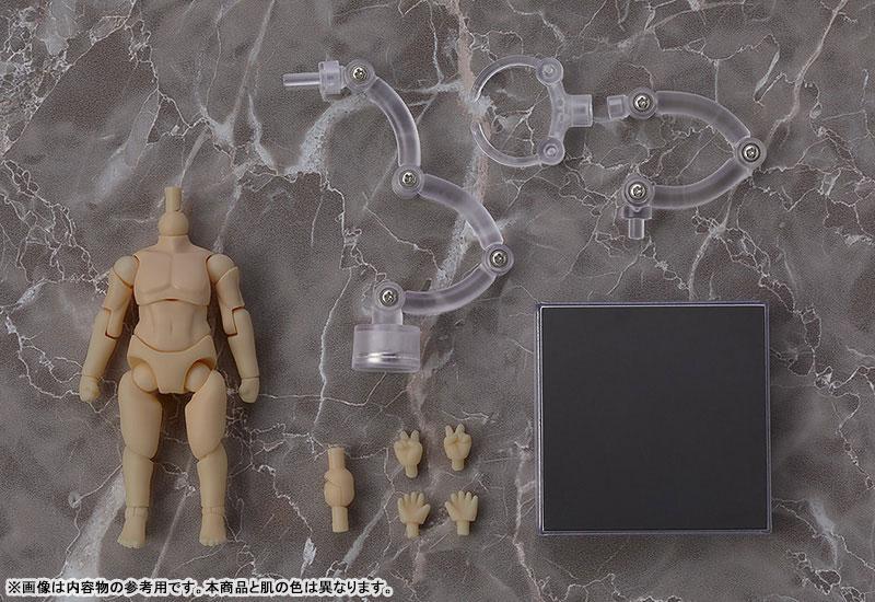 Nendoroid Doll archetype: Man (cinnamon) 2