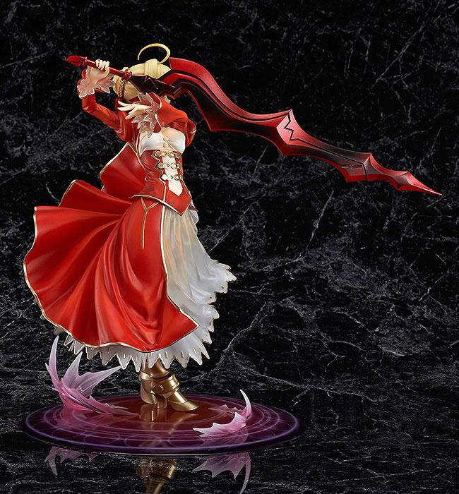 Fate/EXTRA Saber Extra 1/7 Complete Figure 3