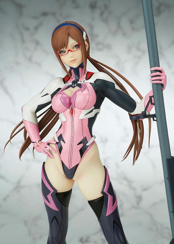 Rebuild of Evangelion Mari Makinami Illustrious Complete Figure