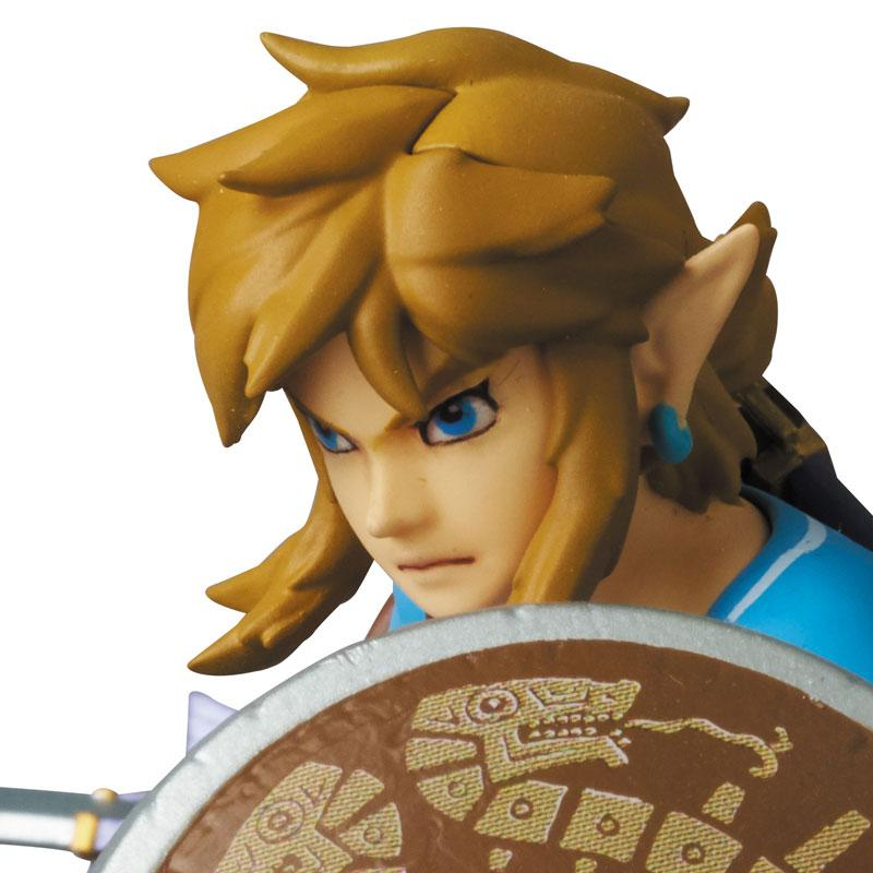"Ultra Detail Figure No.565 UDF Link (Breath of the Wild Ver.) ""The Legend of Zelda"" 2"