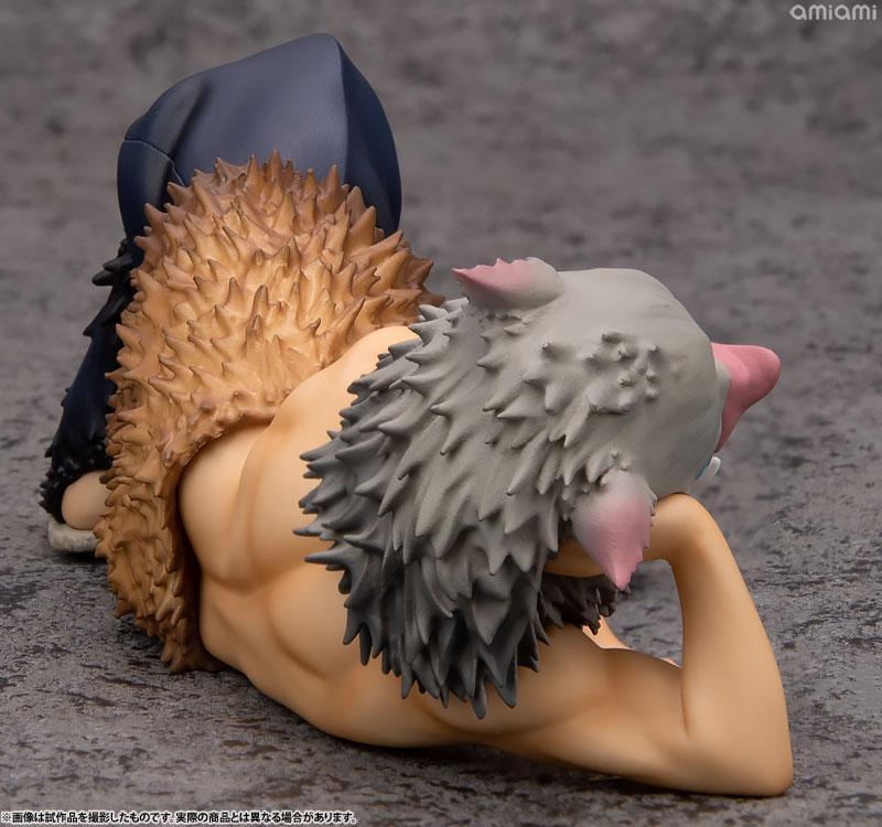 G.E.M. Series Kimetsu no Yaiba Palm Size Inosuke-kun Complete Figure 2