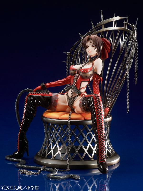 """""""Black Lagoon"""" 20th Anniversary Revy Scarlet Queen ver. 1/7 Complete Figure product"""