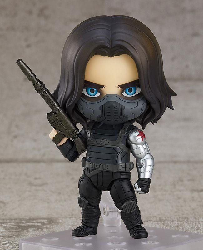 Nendoroid Falcon & Winter Soldier Winter Soldier DX product