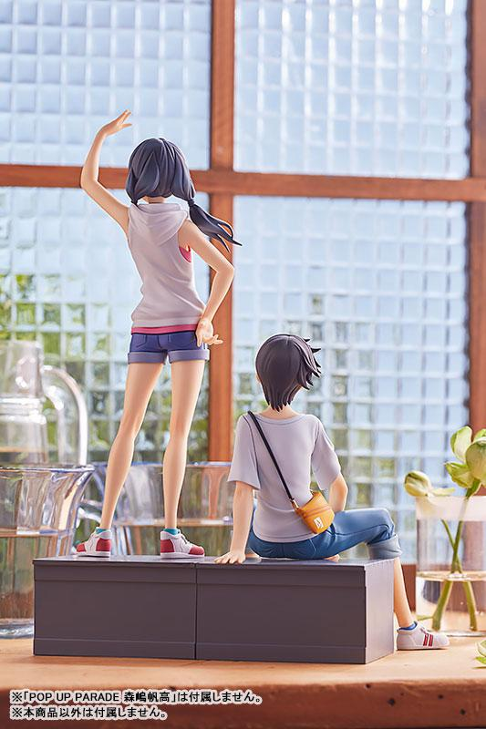 POP UP PARADE Weathering With You Hina Amano Complete Figure 8