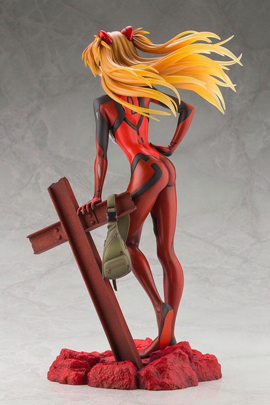 Rebuild of Evangelion Asuka Langley Shikinami 1/6 Complete Figure