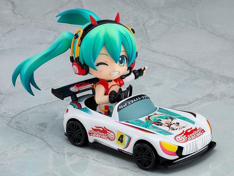 Nendoroid Hatsune Miku GT Project Racing Miku 2020 Ver. 4