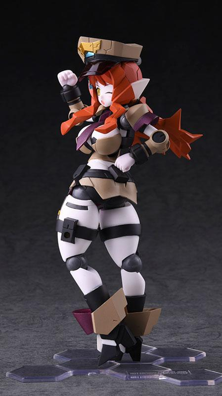 Polynian Betty Complete Model Action Figure