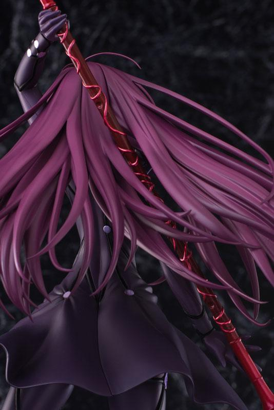 Fate/Grand Order Lancer/Scathach 1/7 Complete Figure 4