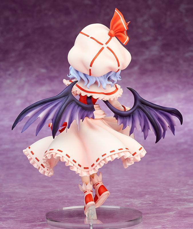 Touhou Project Remilia Scarlet Touhou Kourindou Ver. Event Exclusive Extra Color Complete Figure 3
