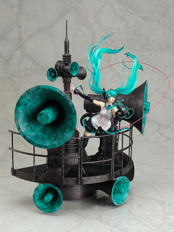 Character Vocal Series 01. Hatsune Miku Love is War ver. DX 1/8 Complete Figure