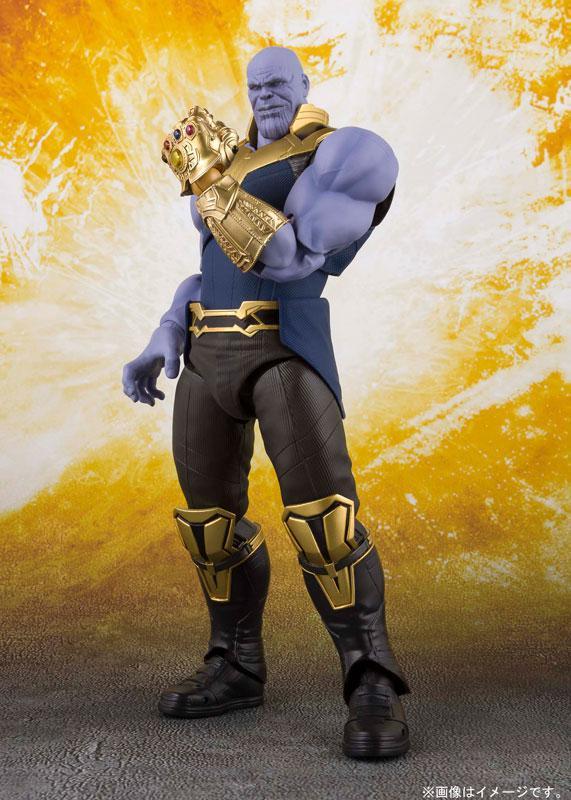 S.H. Figuarts Thanos (Avengers: Infinity War) 4