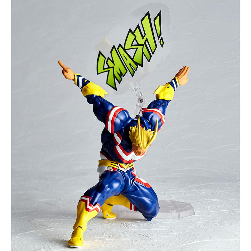 Figure Complex Amazing Yamaguchi No.019 My Hero Academia All Might 9