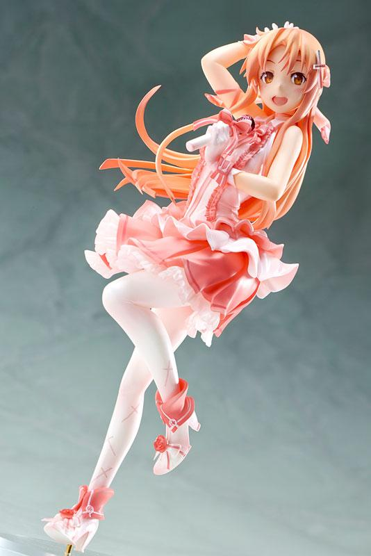 """Sword Art Online Asuna """"The Flash"""" Idol in Aincrad Ver. 1/8 Complete Figure"""
