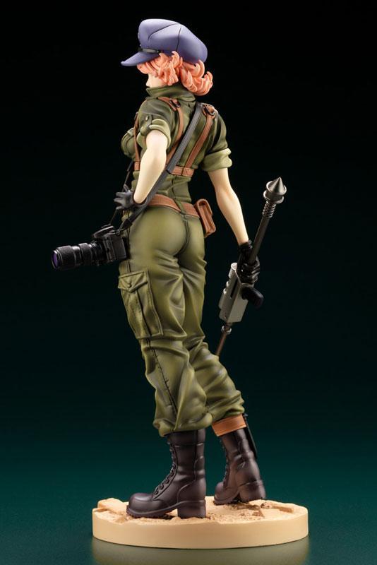 G.I.JOE Bishoujo Lady Jaye 1/7 Complete Figure 2