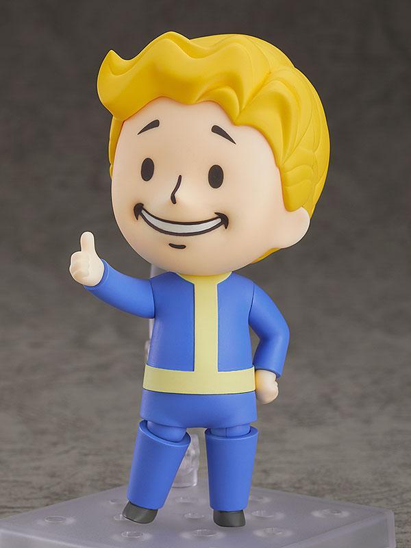 Nendoroid Fallout Vault Boy main