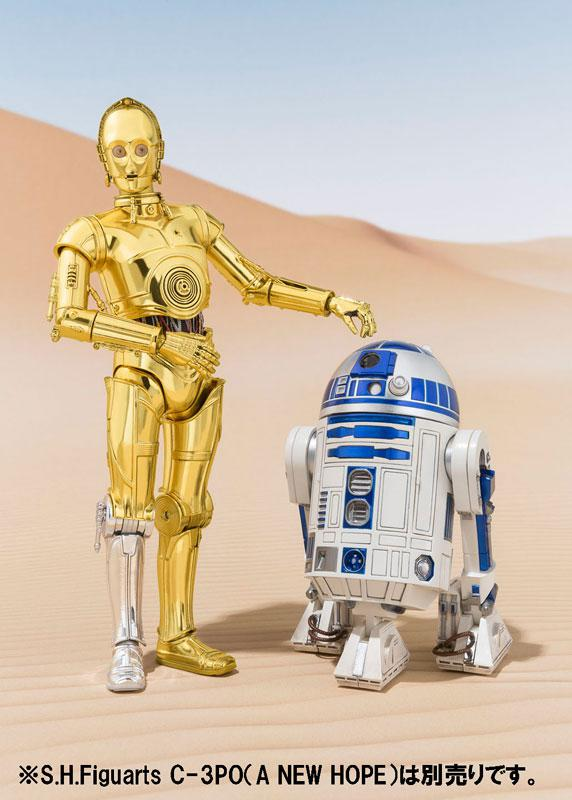 """S.H.Figuarts R2-D2 (A NEW HOPE) """"STAR WARS (A NEW HOPE)"""" 11"""