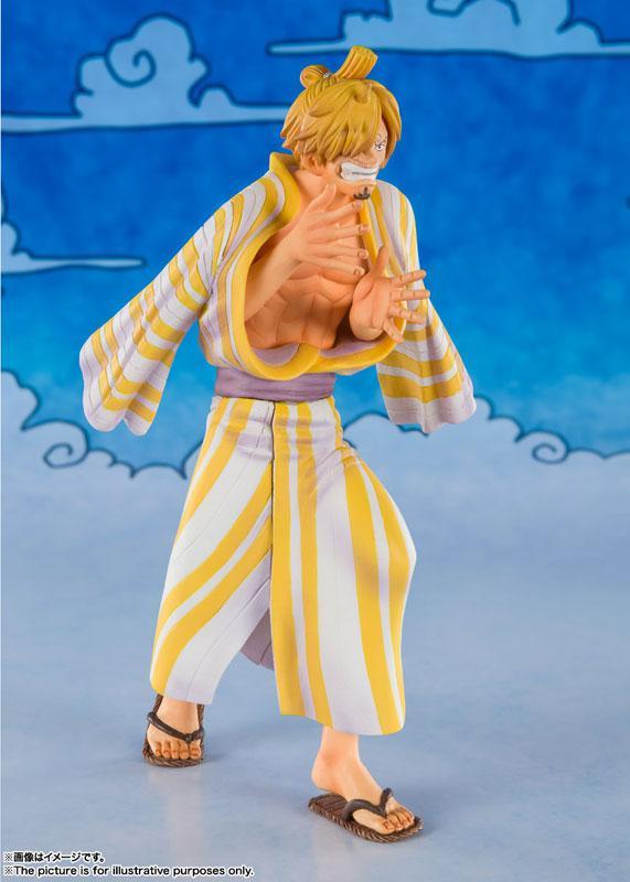 "Figuarts ZERO Sanji (Sangorou) ""ONE PIECE"""
