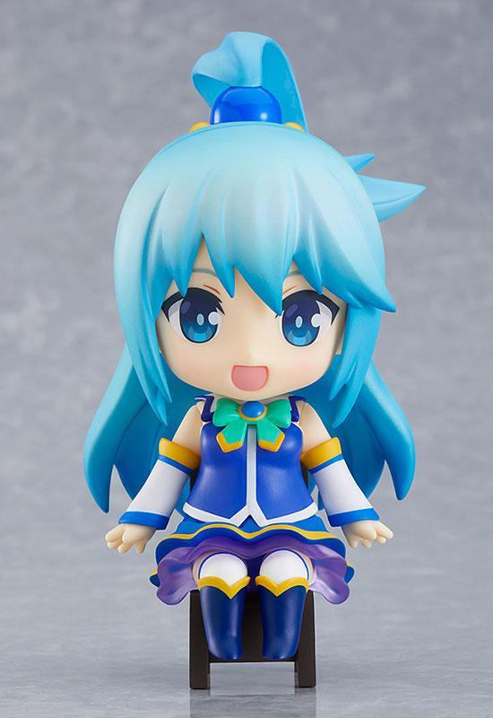 Nendoroid Movie KonoSuba: God's Blessing on this Wonderful World! Kurenai Densetsu Swacchao! Aqua product