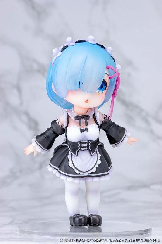 """LuLuMeKu Re:ZERO -Starting Life in Another World- """"Rem"""" Deformed Figure product"""