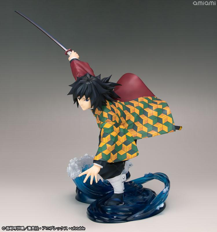 ARTFX J Demon Slayer: Kimetsu no Yaiba Giyu Tomioka 1/8 Complete Figure product