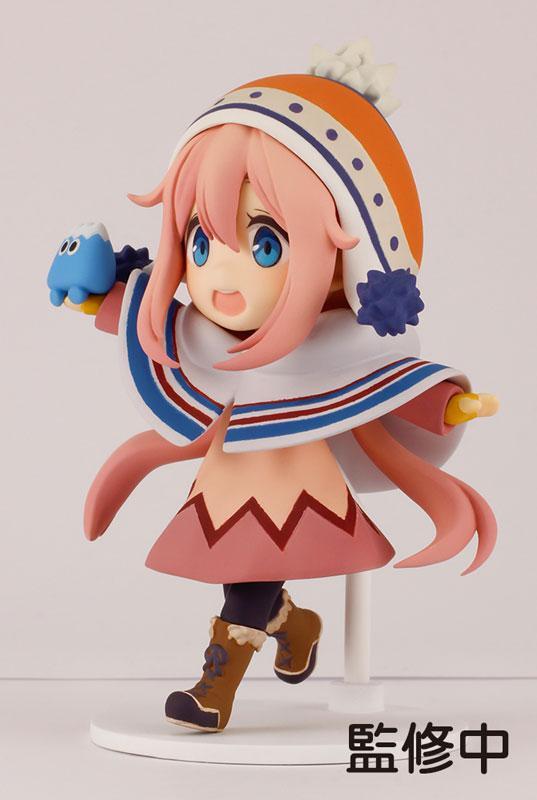 Yuru Camp Nadeshiko Kagamihara Mini Figure