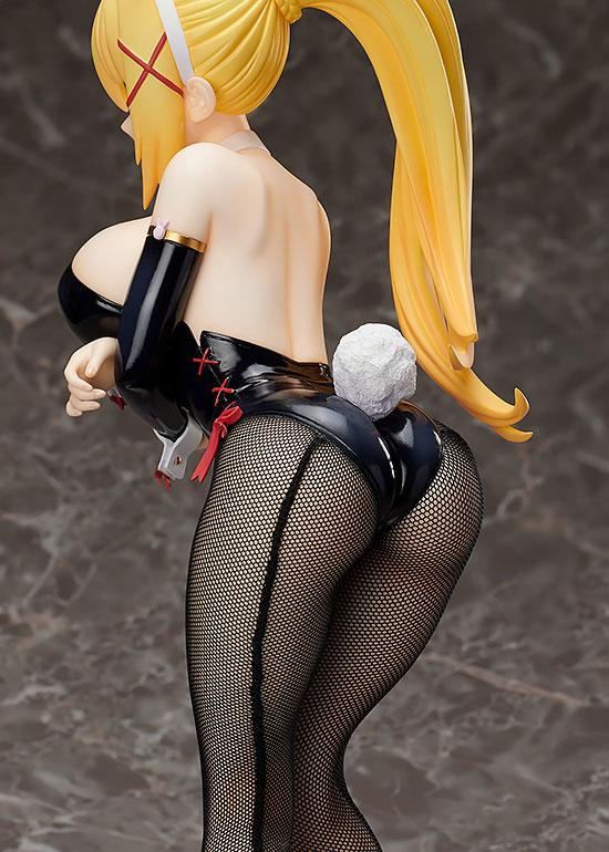 B-STYLE Movie KonoSuba: God's Blessing on this Wonderful World! Kurenai Densetsu Darkness Bunny Ver. 1/4 Complete Figure